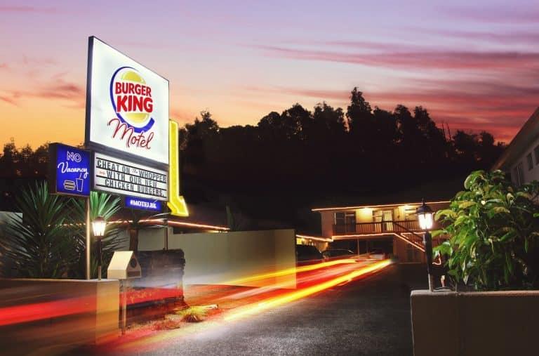 burger king motel