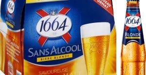 kronanbourg 1664 sans alcool
