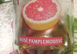 rose pamplemousse