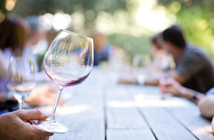 déguster du vin