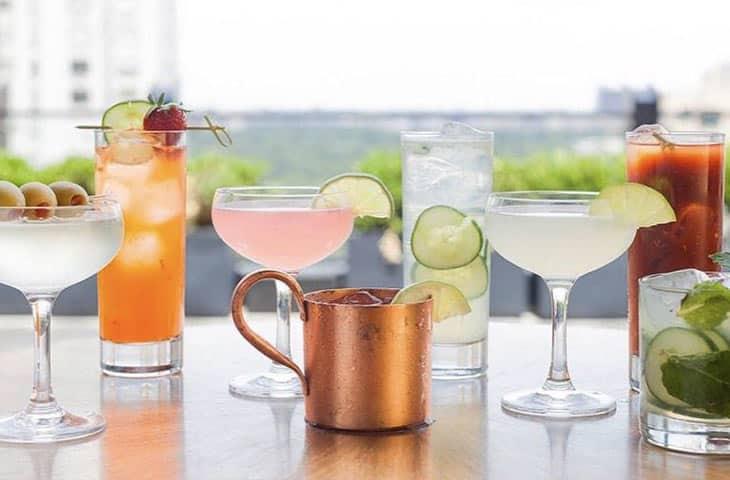 Toutes nos recettes de cocktails