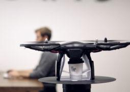 café drone