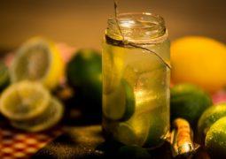 Des recettes faciles de liqueurs à base d'agrumes
