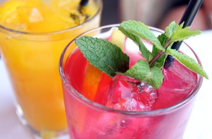 Recettes de cocktails de fruits juteux et gourmands