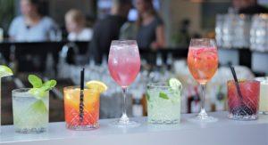 3 Recettes De Cocktails À Base Ou Non De Champagne Ou De Vin À Servir Pour Vin D'honneur