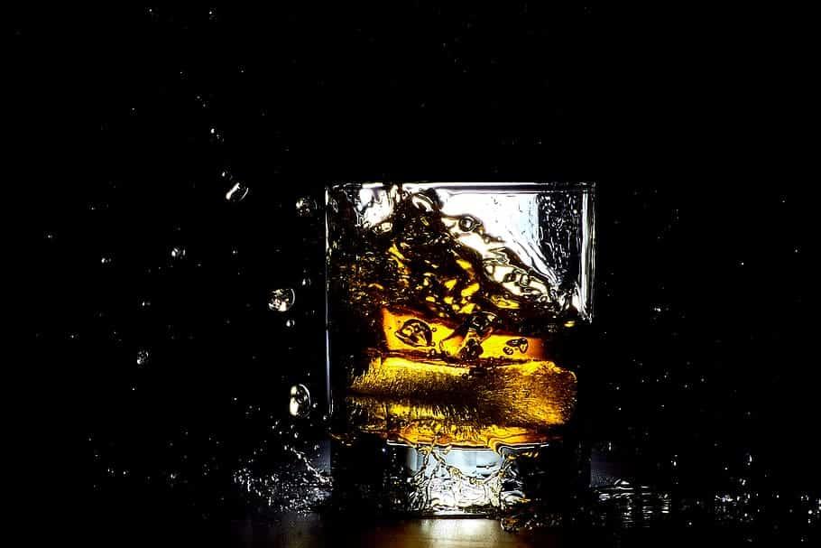 dégustation à l'aveugle de rye whiskeys