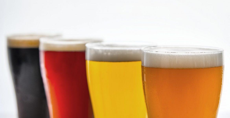 Bière Blonde, Brune Ou Ambrée