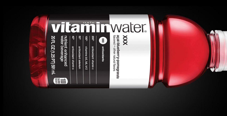 eau vitaminwater